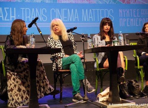 27th Athens International Film Festival: Day #8 [photos]