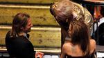 Κους κους της Μέριλ με τον Μπραντ και το αυθεντικό κορίτσι με το τατουάζ, όπως επισήμανε και ο Μπίλι Κρίσταλ
