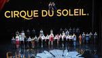 Το show του Τσίρκου του Ηλιου από τις πιο ωραίες στιγμές της τελετής