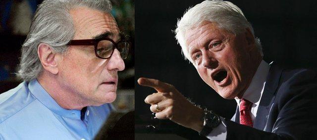 Ο Μπιλ Κλίντον έτοιμος να εξομολογηθεί τα πάντα στον Μάρτιν Σκορσέζε