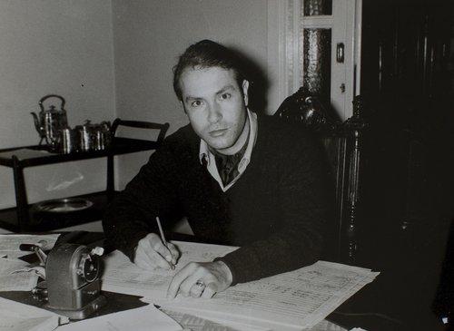 Anaparastasis: Η Zωή και το Eργο του Γιάννη Χρήστου (1926-1970)