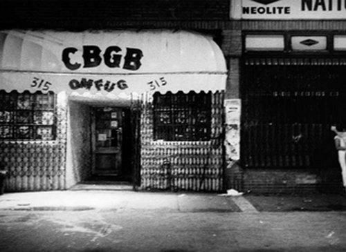 Η ΙΣΤΟΡΙΑ ΤΟΥ CBGB