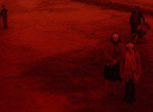 Κόκκινη Έκλειψη / Rojo