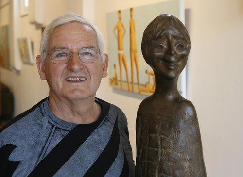 Ροντ Ντάντλεϊ: Ενας Αυστραλός Δημιουργεί στη Λομβαρδία