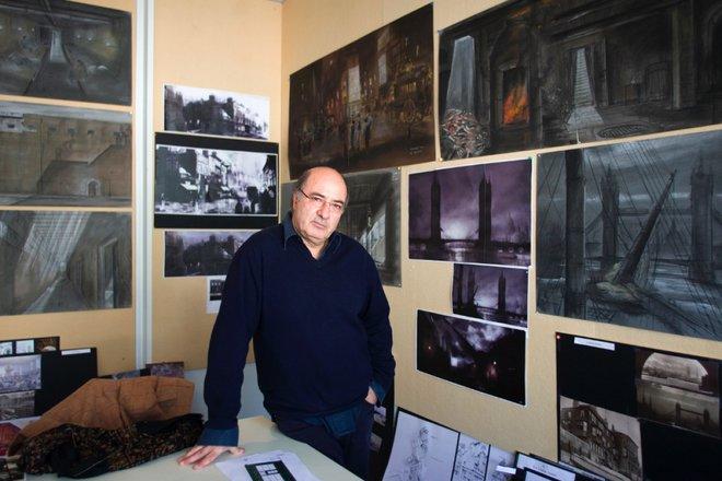 Ντάντε Φερέτι: Γενέθλια για τον μαγικό σκηνογράφο του Παζολίνι, του Φελίνι, του Σκορσέζε