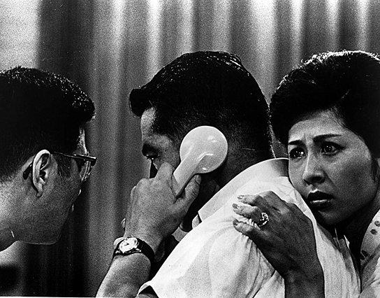 Essential Cinema #42: «Ο Δολοφόνος του Τόκιο» (1963) του Ακίρα Κουροσάβα