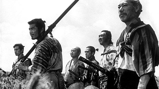«Οι 7 Σαμουράι»: Μάθηματα κινηματογράφου