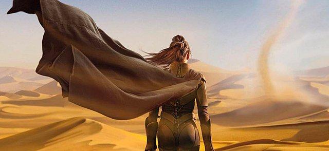 Η Warner ανακοινώνει (και) τηλεοπτική σειρά «Dune» δια χειρός Ντενί Βιλνέβ
