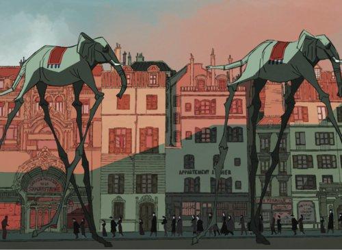 Ο Μπουνιουέλ στο Λαβύρινθο με τις Χελώνες / Buñuel in the Labyrinth of the Turtles