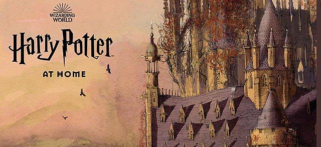 Ξόρκι στην βαρεμάρα! Η Τζ. Κ. Ρόουλινγκ δημιουργεί το online «Harry Potter at Home»