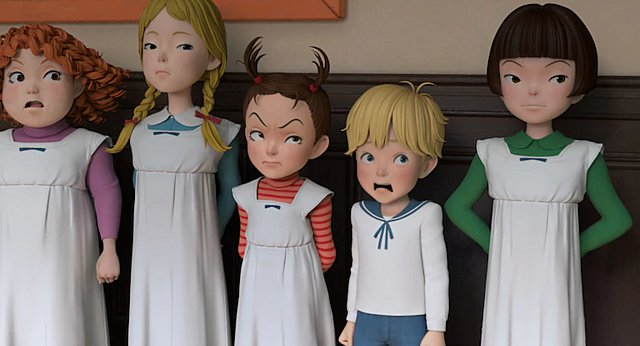 «Earwig and the Witch»: Η πρώτη 3D ψηφιακή ταινία του στούντιο Γκίμπλι έχει τρέιλερ