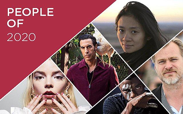Ανασκόπηση 2020: Τα πρόσωπα της χρονιάς