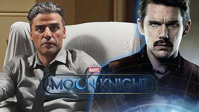 «Moon Knight»: Ίθαν Χοκ και Όσκαρ Άιζακ μπαίνουν στο σύμπαν της Marvel