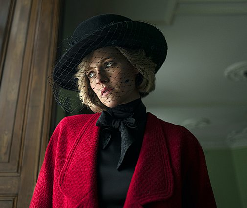«Spencer»: Πρώτη εικόνα της Κρίστεν Στιούαρτ ως Πριγκίπισσα Νταϊάνα για την ταινία του Πάμπλο Λαραΐν