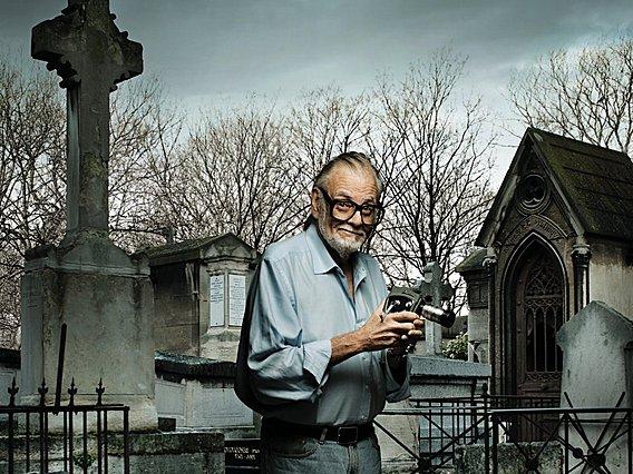 «Καλύτερα να επαναπαύεσαι στην σιγουριά ότι αυτό που βλέπεις είναι μόνο μια ταινία»: Μια συζήτηση με τον Τζορτζ Ρομέρο