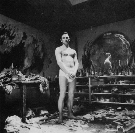 «Αγάπη είναι ο Διάβολος» (Love is the Devil, 1998) του Τζον Μέιμπερι