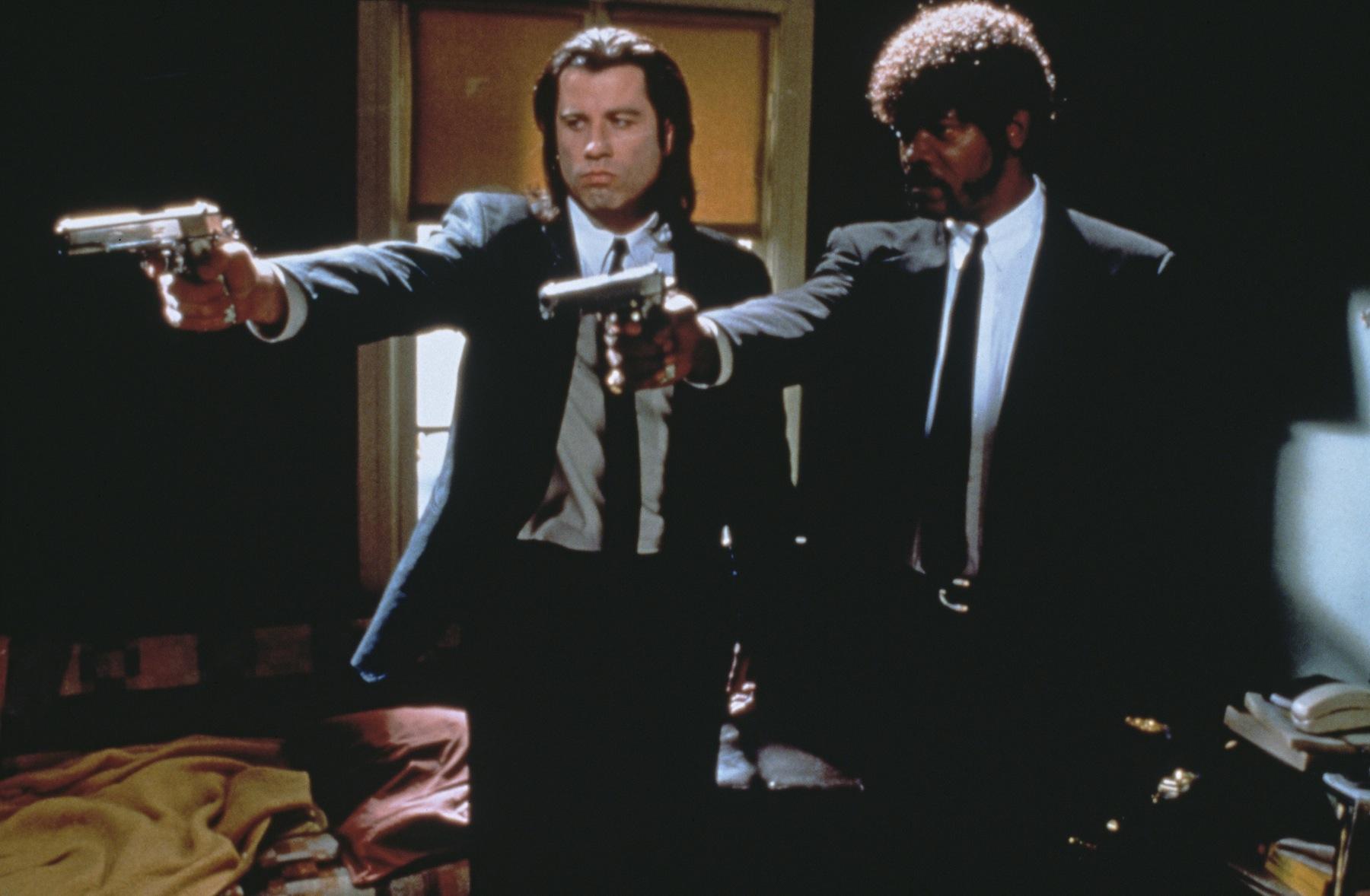 Pulp Fiction ? ταινιες || cinemagazine.gr