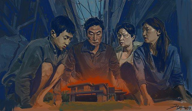 Τα τηλεοπτικά «Παράσιτα» θα είναι πρωτότυπη ιστορία και όχι ριμέικ της ταινίας του Μπονγκ Τζουν Χο