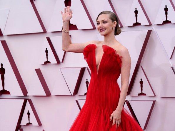 Oscars 2021: Το κόκκινο χαλί της Ακαδημίας [photos]
