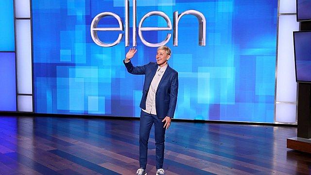 Τίτλοι τέλους για το «The Ellen DeGeneres Show»