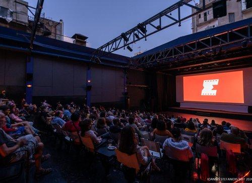 Λίγο πριν το τέλος του χρόνου, ένα μήνυμα από το Διεθνές Φεστιβάλ Κινηματογράφου της Αθήνας Νύχτες Πρεμιέρας