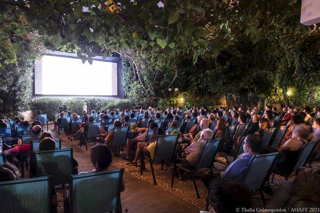 11ο AOAFF: «Ο Κήπος των Φίτζι Κοντίνι» στον δροσερό κήπο του Σινέ ΡΙΒΙΕΡΑ