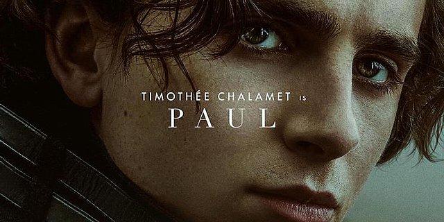«Αρχίζει»: Κυκλοφόρησαν τα πόστερ χαρακτήρων του «Dune»