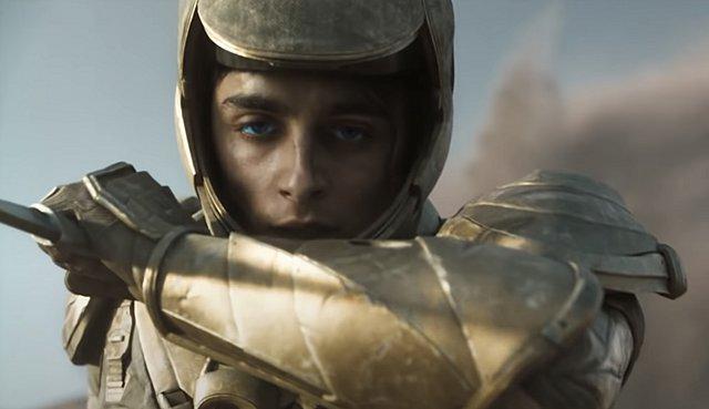 Ο πόλεμος για τον Αρράκις ξεκινά στο νέο, επικό τρέιλερ «Dune»