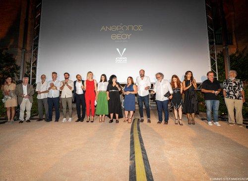 «Ο Άνθρωπος του Θεού» σε μεγαλειώδη πρεμιέρα στο 11ο Athens Open Air Film Festival