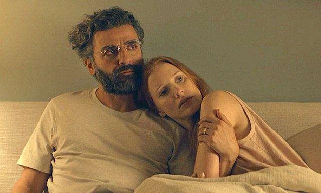 Στις «Σκηνές από ένα Γάμο», η Τζέσικα Τσαστέιν ντρεπόταν φρικτά στις ερωτικές σκηνές