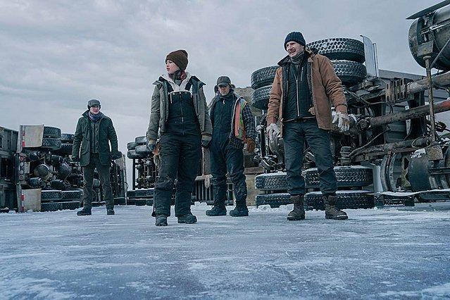 Δρόμος από Πάγο